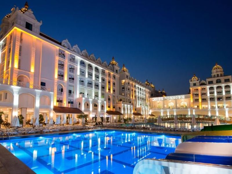 Turkey: 5 Star All Inclusive Holiday in Antalya with Private Beach from £259pp