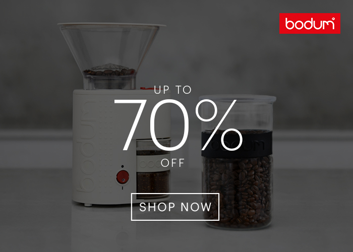 Bodum Coffee Items Sale