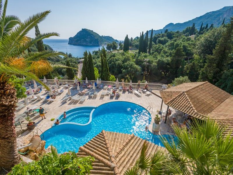 Corfu: Early Bird All Inclusive Greek Islands Escape with Sea Views from £239pp