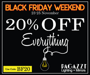 Pagazzi Lighting - Black Friday