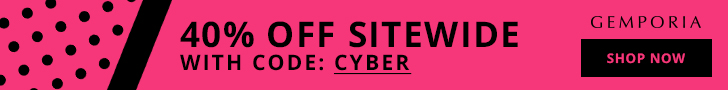 CYBER Week at Gemporia.com
