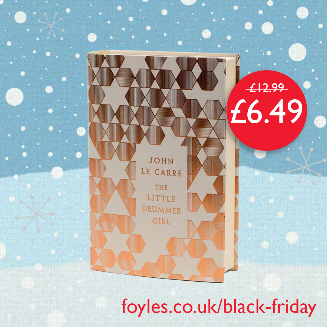 Half price: The Little Drummer Girl gift edition, by John Le Carré