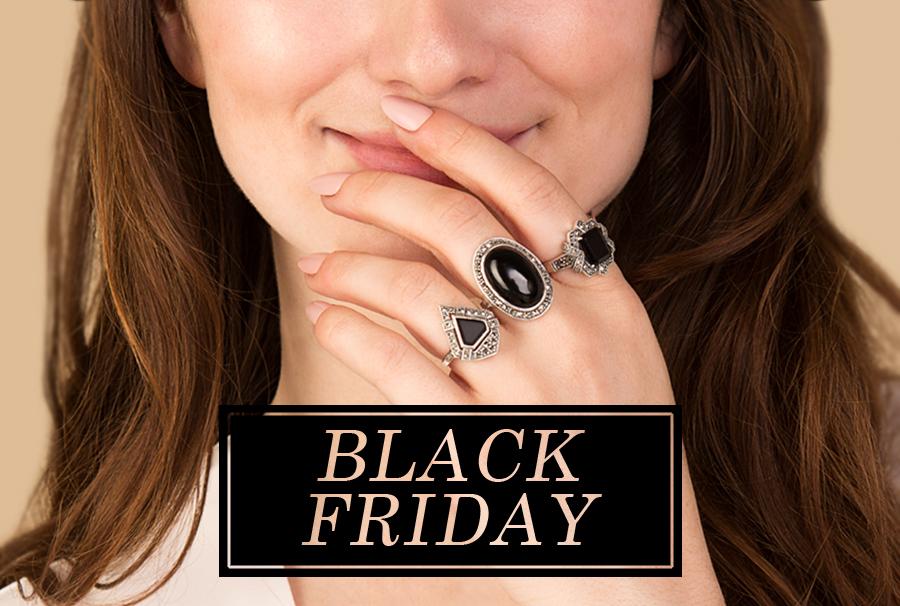 Black Friday at Gemondo jewellery