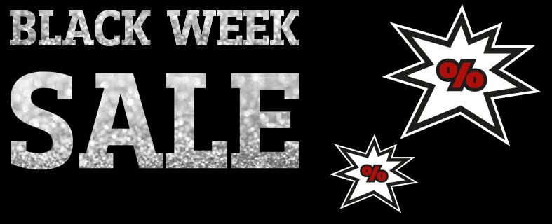 Conrad Black Week Deals 2017