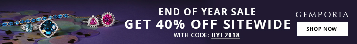 End Of Year Sale | Get 40% Off at Gemporia.com