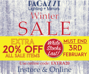 Pagazzi Winter Sale - Extra 20% off!
