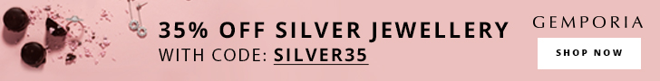 35% Off Sterling Silver Jewellery