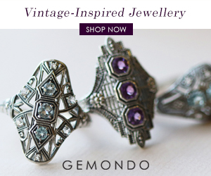 Save on vintage-inspired jewellery