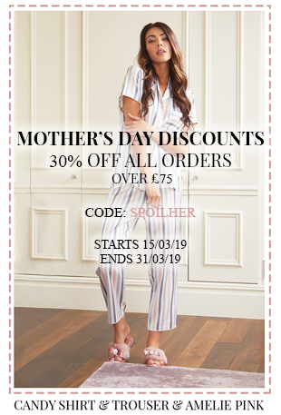 Mothers Day Affiliate Offer Pretty You London