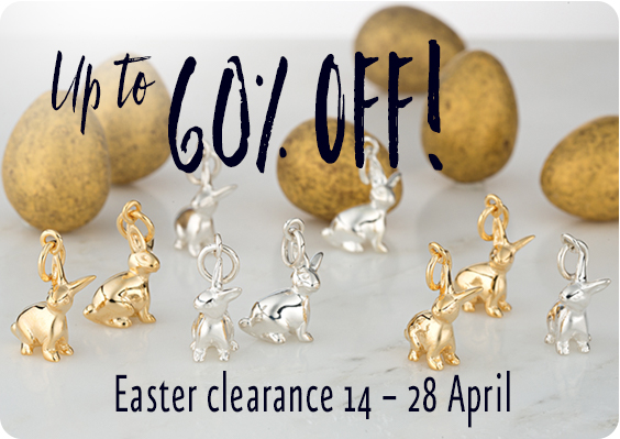 Lily Charmed Easter Clearance Sale