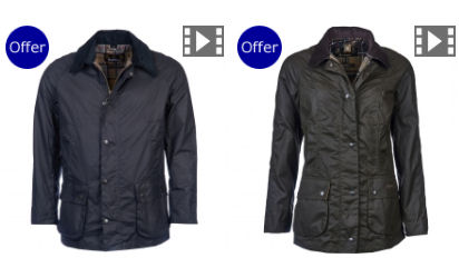 Discount Barbour Wax Jackets