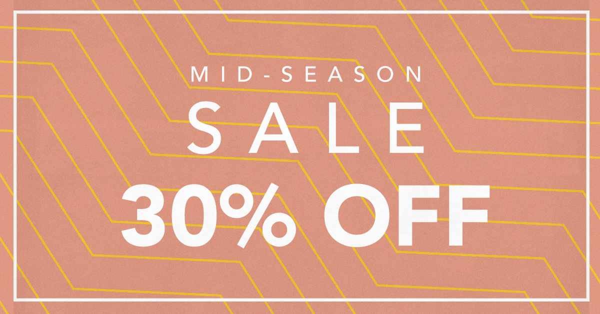 Mid-Season SALE 30% Off The Cambridge