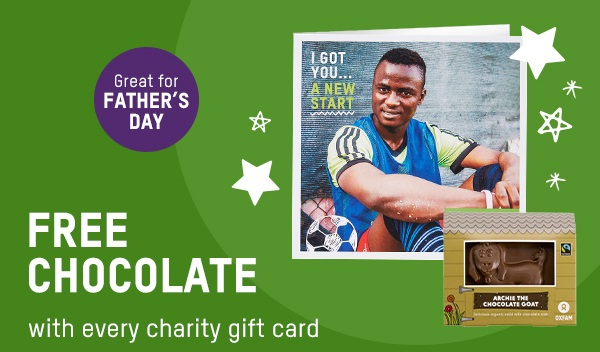 The Hub Oxfam Unwrapped Charity Gift