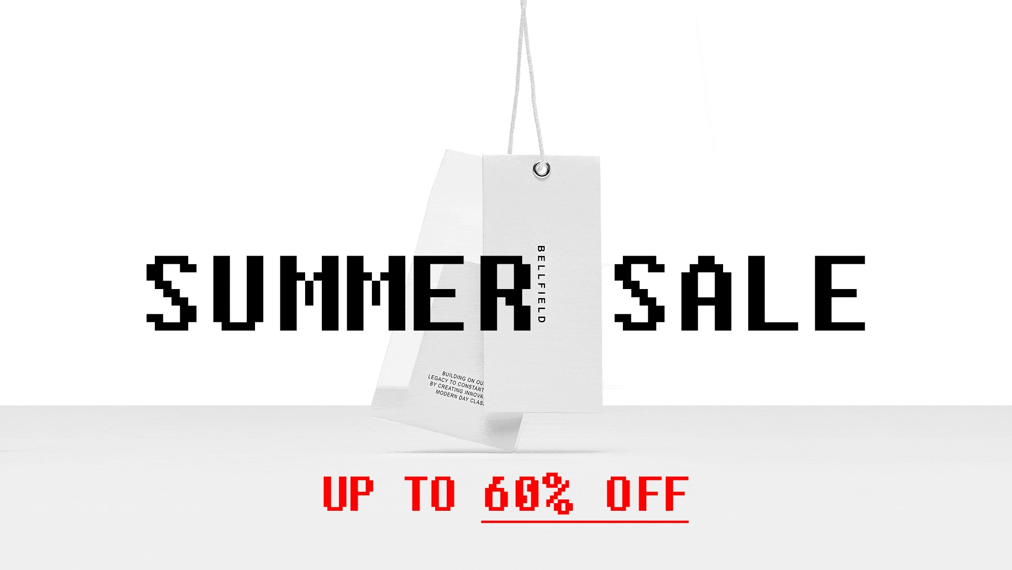 Bellfield Clothing Summer Sale