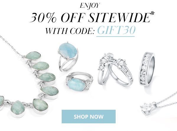 Enjoy 30% Off Sitewide at Gemporia.com with code: GIFT30
