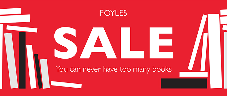 Christmas Sale at Foyles