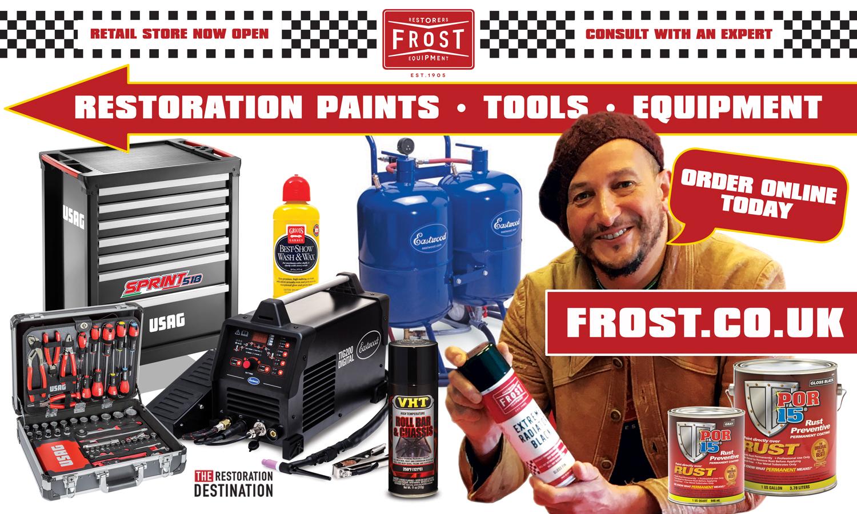 Frost Auto + Fuzz