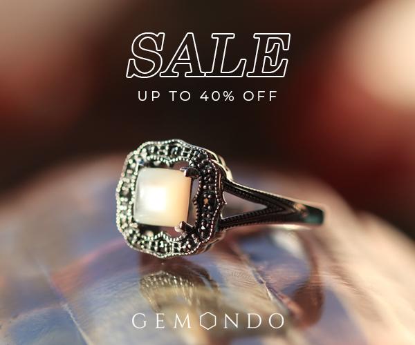 Gemondo Jewellery Sale