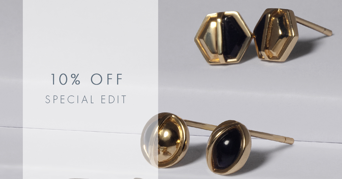 10% off selected jewellery at Gemondo