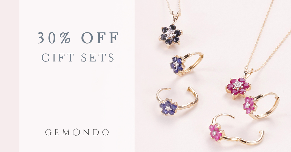 30% off jewellery gift sets
