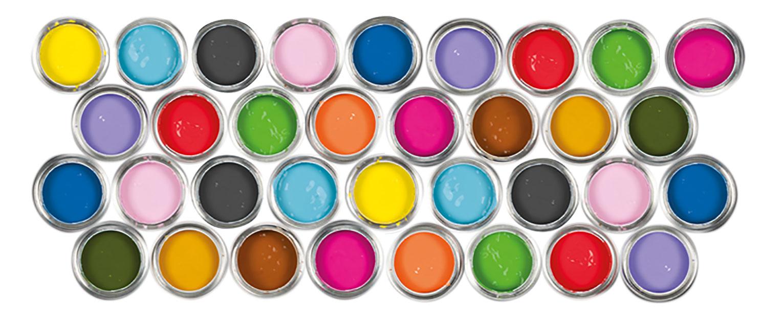 Dulux Paint Mixing