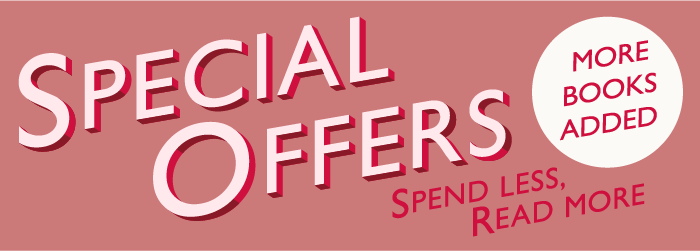More Books Added– Special Offers at Foyles Bookshop