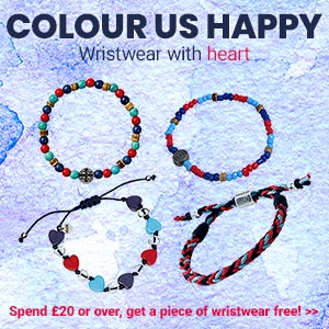 Help for Heroes Wristband Offer