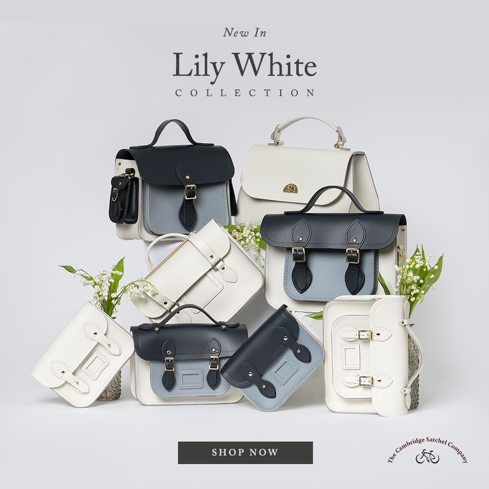Elegant, fresh and delicate, the Lily White collection combines timeless designs with British craftsmanship.