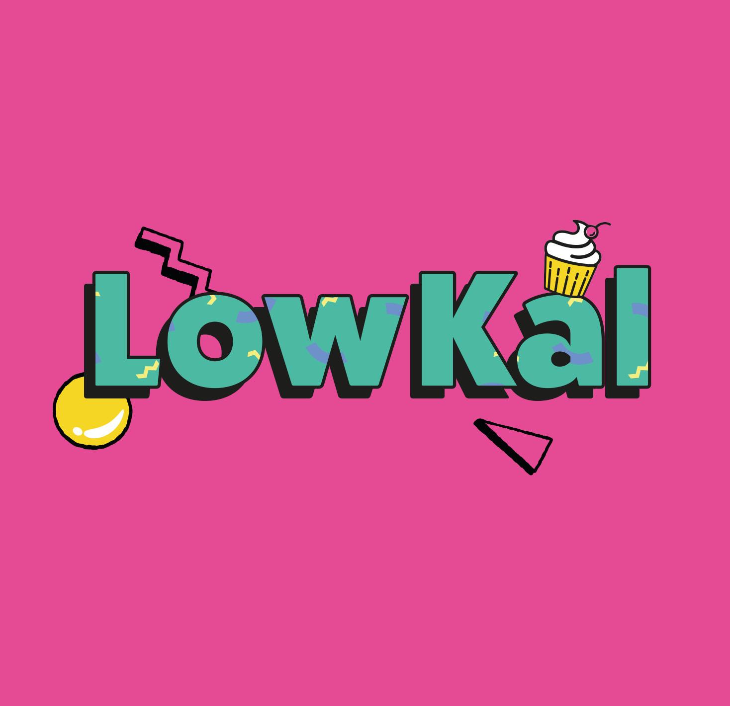 LowKal Logo