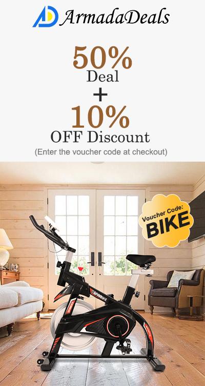 Exercise Bike Discount Voucher