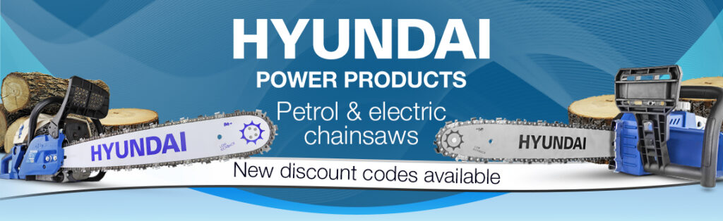 Hyundai Chainsaw Discount