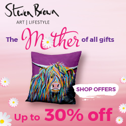 Mother's Day gifts- cushions 30% off.