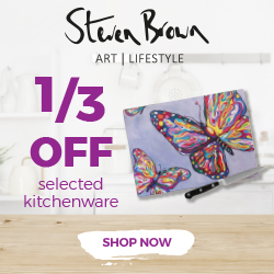 1/3 OFF Selected Kitchenware